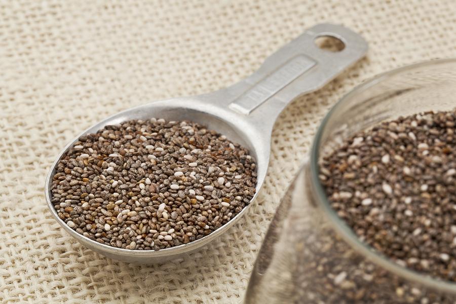Aztekendiät Abnehmen Mit Chia Samen Diätplan Phasen Dauer Rezepte