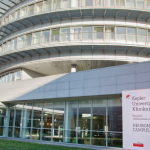 Wagner Jauregg Krankenhaus als Teil des Kepler Universitätsklinikums