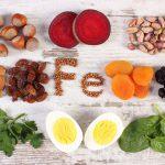 Eisen und Eisenmangel – Liste Lebensmittel mit viel Eisen
