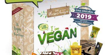 15 Vegane Adventskalender 2019 – Geschenk für Veganer