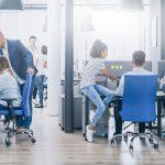 Arbeitsplatz gesund einrichten – wie gehe ich vor? – Ergonomie